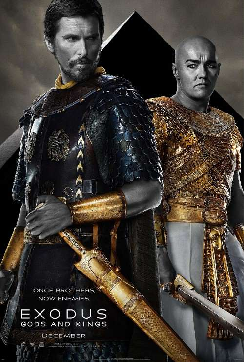 Exodus: Gods and KingsPoster
