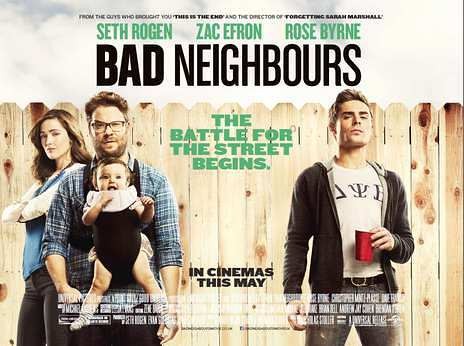 Bad Neighbours Film