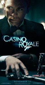 Casino Royale James Bond Poster