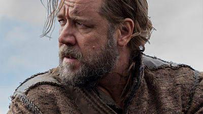 Noah Super Bowl Spot - Russell Crowe