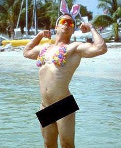 Chris Pontius Dick