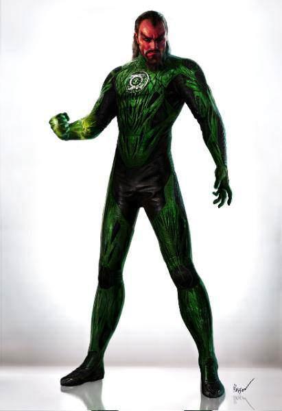 Sinestro; Lanterna Verde; Mark Strong
