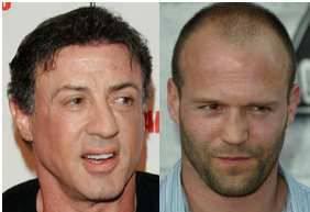 Sylvester Stallone - Jason Statham
